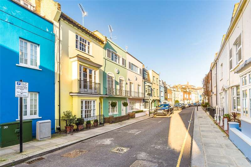 3 Bedrooms Mews House for sale in Godfrey Street, Chelsea, London, SW3