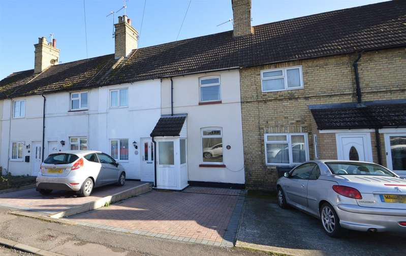 3 Bedrooms Terraced House for sale in Forstal Cottages, Aylesford