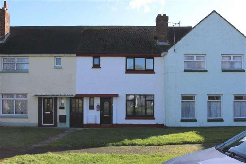 2 Bedrooms Terraced House for sale in Harbour Way, Hakin, Milford Haven