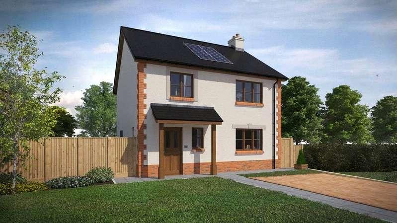 4 Bedrooms Detached House for sale in Plot 18, Phase 2, The Pembroke, Ashford Park, Crundale