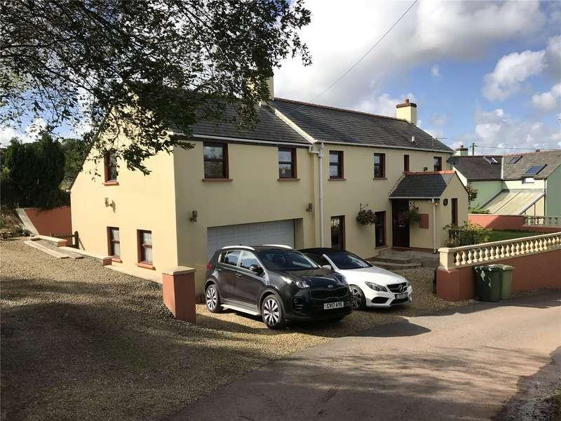 4 Bedrooms Detached House for sale in Swallows Rest, Upper Nash, Pembroke