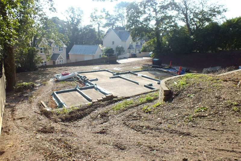 Land Commercial for sale in Plot 3 The Paddock, Haytor Gardens, Narberth Road, Tenby