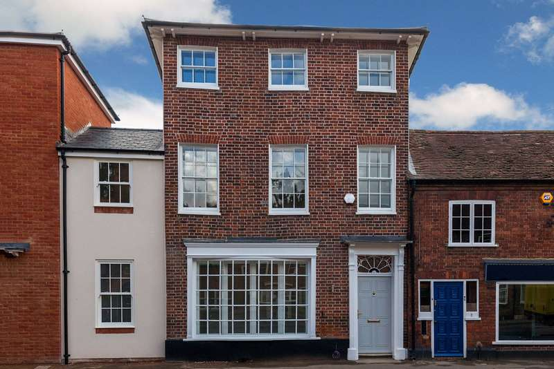 4 Bedrooms House for sale in Chapel Street, Marlow, Buckinghamshire, SL7