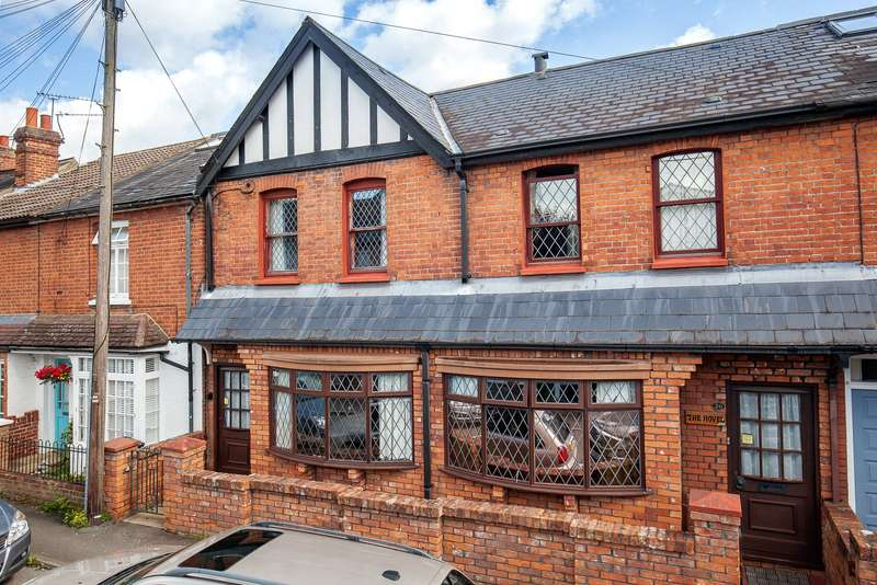 3 Bedrooms Terraced House for sale in York Road, Marlow, Buckinghamshire, SL7