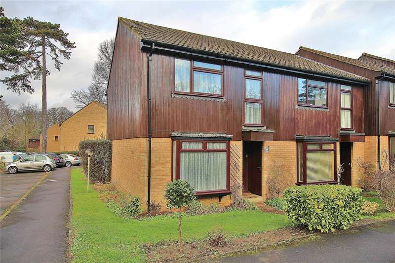 3 Bedrooms End Of Terrace House for sale in Inkerman Road, Knaphill, Woking, Surrey, GU21