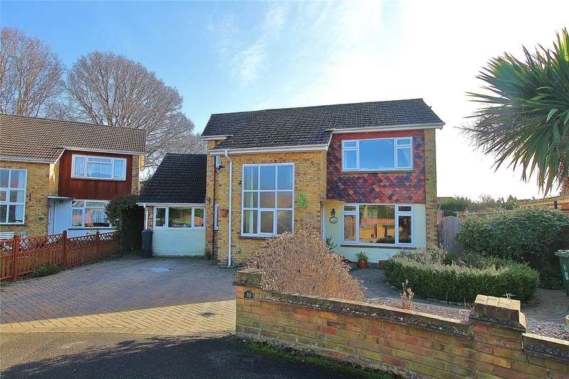 4 Bedrooms Detached House for sale in Barnsford Crescent, West End, Woking, Surrey, GU24