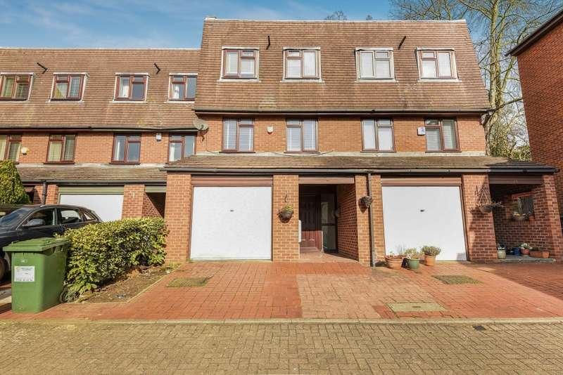 4 Bedrooms Town House for sale in Harrow Fields Gardens, Harrow on the Hill, HA1