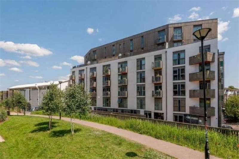 2 Bedrooms Apartment Flat for sale in New England Street, Brighton, BN1 4LS