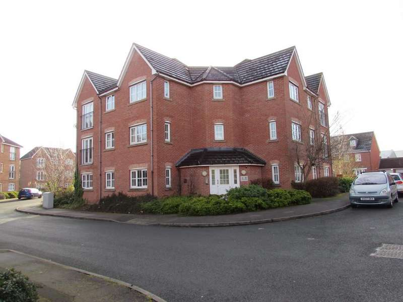 2 Bedrooms Apartment Flat for sale in Laxton Grove, Solihull