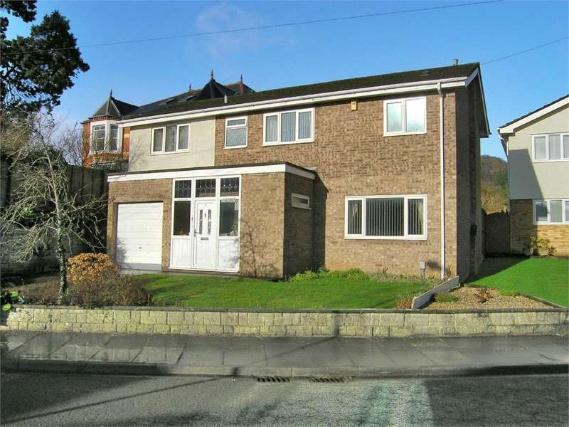 5 Bedrooms Detached House for sale in Brooklyn Close, Rhiwbina, Cardiff