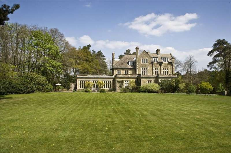 8 Bedrooms Detached House for sale in Graffham, Petworth, West Sussex