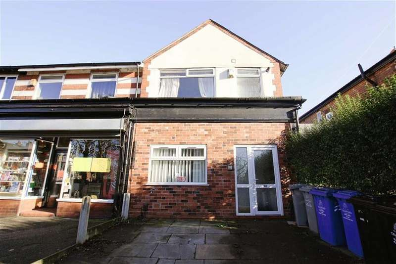 3 Bedrooms End Of Terrace House for sale in Park Road, Sale
