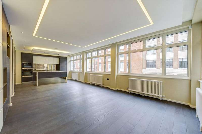 2 Bedrooms Apartment Flat for sale in Margaret Street, Fitzrovia, W1W