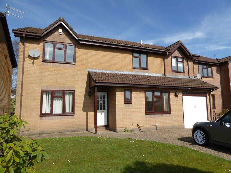 5 Bedrooms Detached House for rent in Sunningdale, Caerphilly