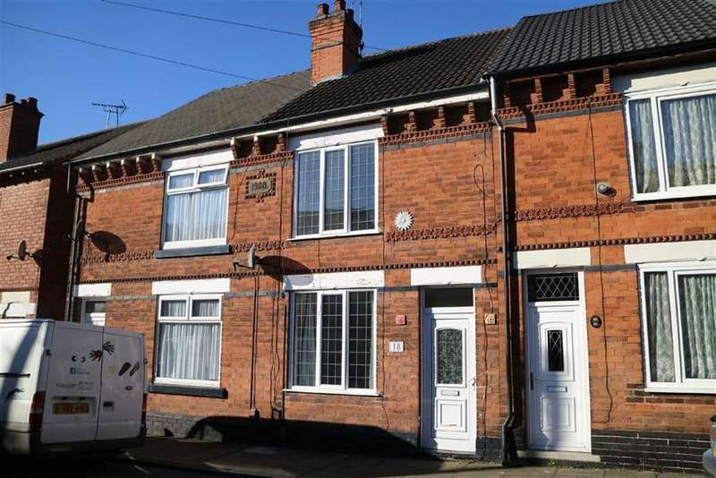 3 Bedrooms Town House for sale in Regent Street, Sutton In Ashfield, Notts, NG17
