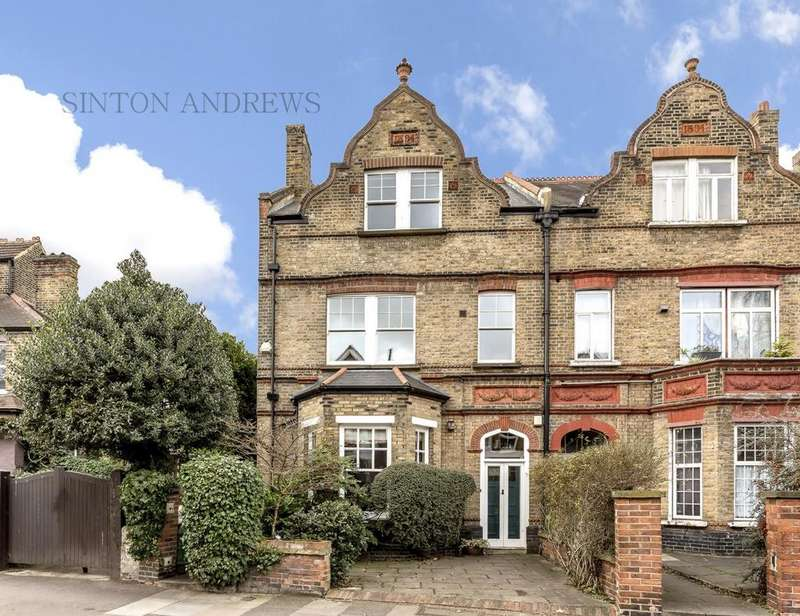 6 Bedrooms House for sale in Kenilworth Road, London, W5