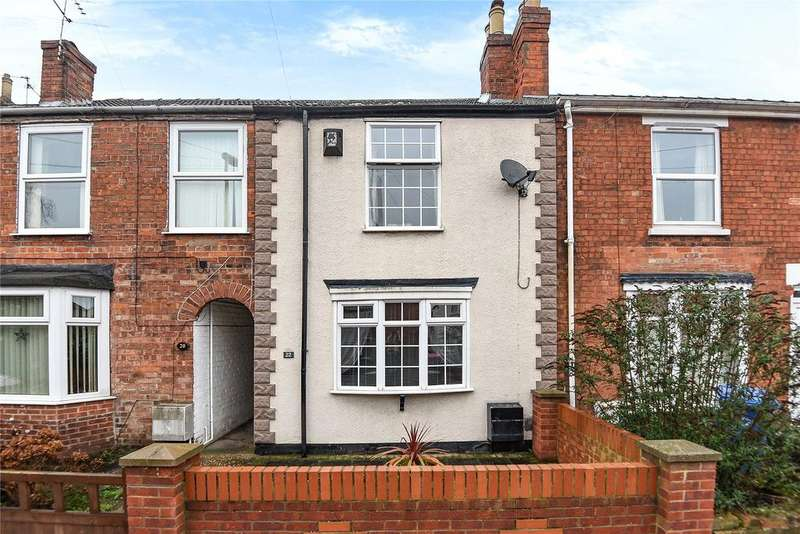 3 Bedrooms Terraced House for sale in Hospital Lane, Boston, PE21