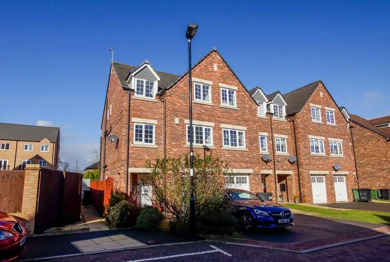 4 Bedrooms End Of Terrace House for sale in College Court, Dringhouses, York