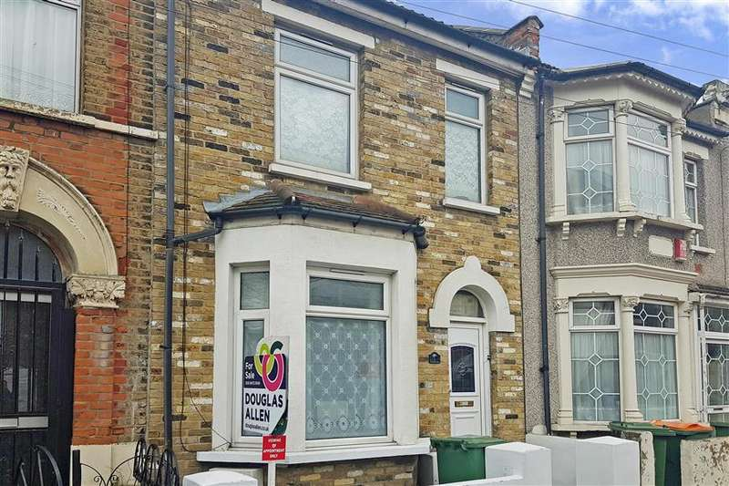 3 Bedrooms Terraced House for sale in Sixth Avenue, Manor Park, London