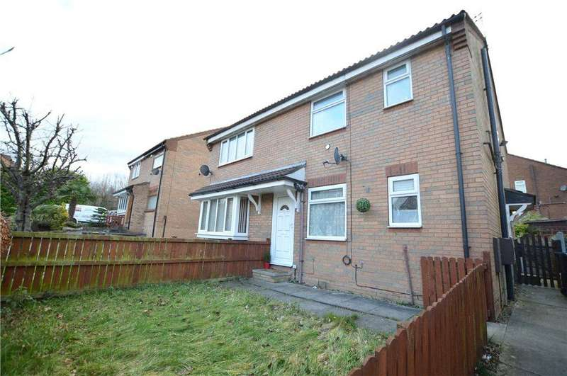 1 Bedroom Terraced House for sale in Chatsworth Mews, Morley, Leeds