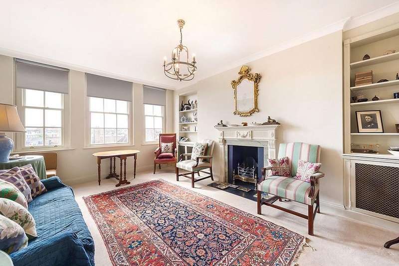 3 Bedrooms Flat for sale in Cranmer Court, Whiteheads Grove, London, SW3