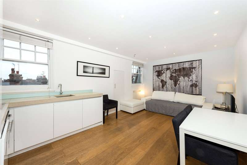 1 Bedroom Apartment Flat for sale in Thackeray House, Culford Gardens, Chelsea, London, SW3