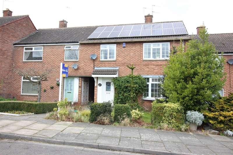 3 Bedrooms Terraced House for sale in Rowan Avenue, Stapleford