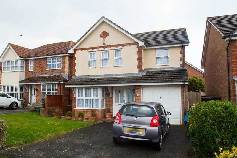 4 Bedrooms Detached House for sale in Rother Avenue, Stone Cross