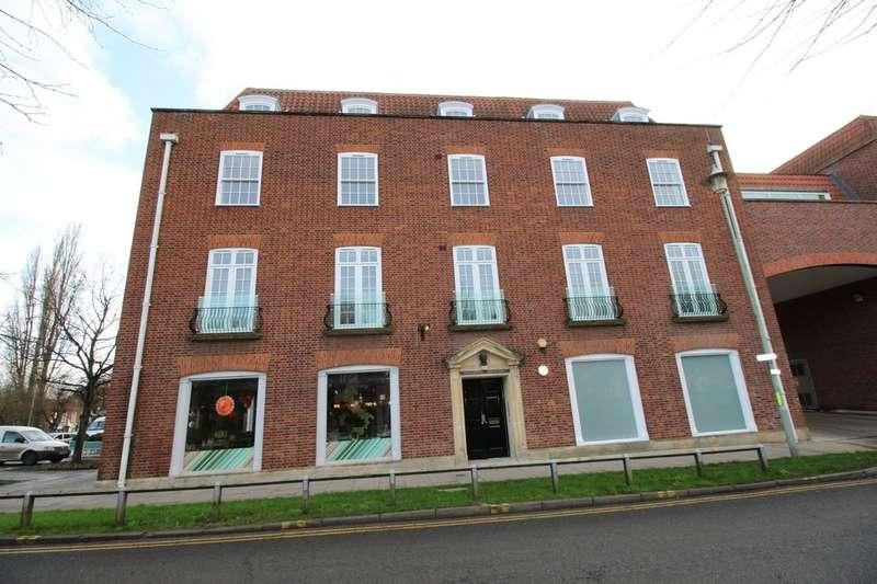 1 Bedroom Apartment Flat for rent in Parkway, Welwyn Garden City AL8