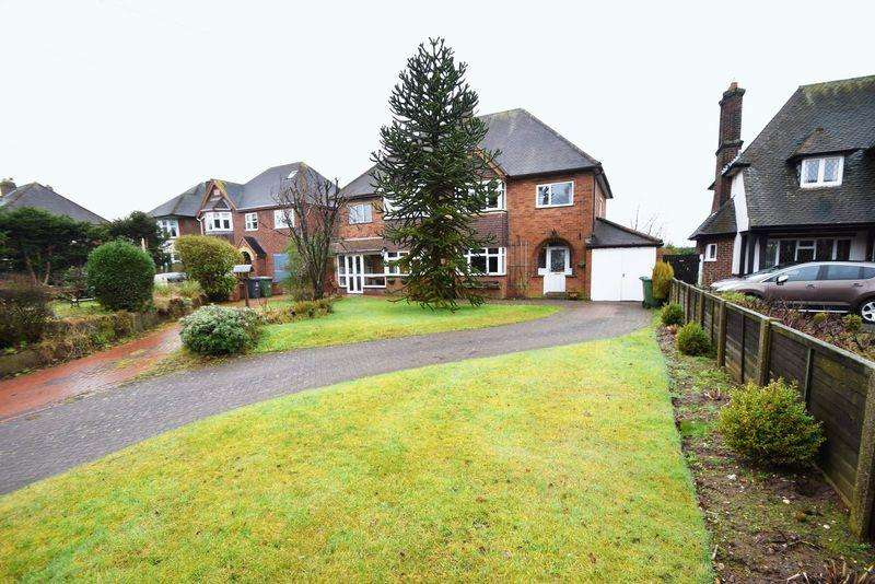 3 Bedrooms Semi Detached House for sale in Lichfield Road, Walsall