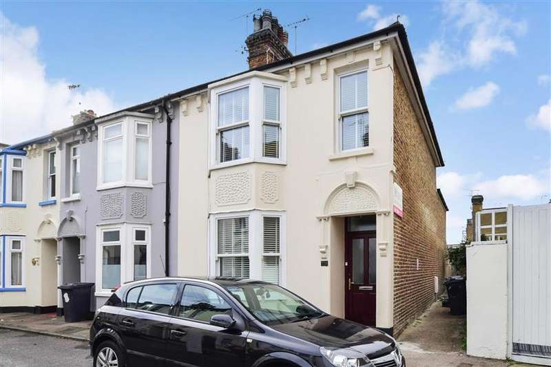 3 Bedrooms Terraced House for sale in Sea View Square, Herne Bay, Kent