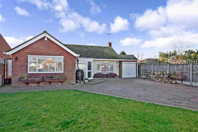 2 Bedrooms Bungalow for sale in Sycamore Close, Herne Bay, Kent