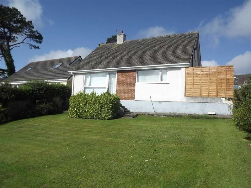 3 Bedrooms Detached Bungalow for sale in Bryn Siriol, Benllech, Anglesey