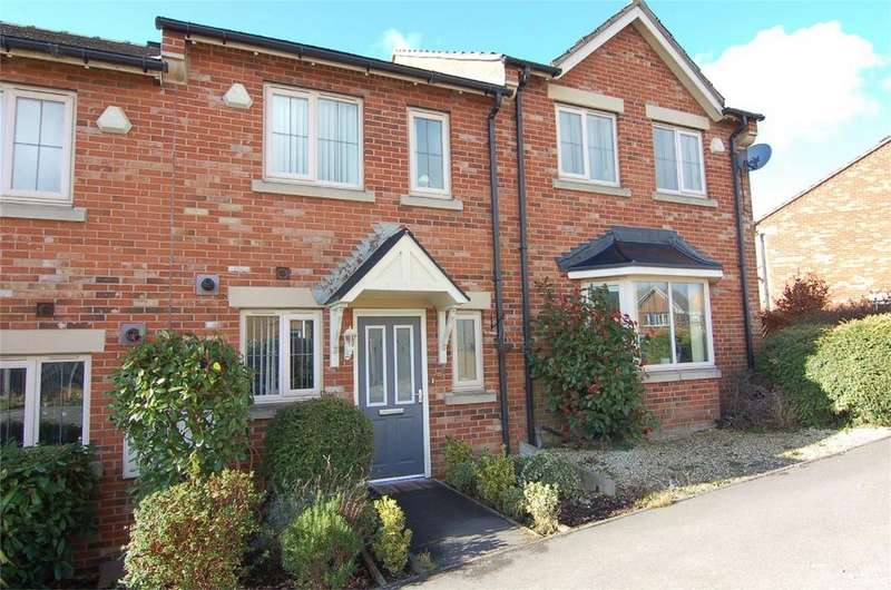 2 Bedrooms Terraced House for sale in Gilder Way, Shafton, BARNSLEY, South Yorkshire