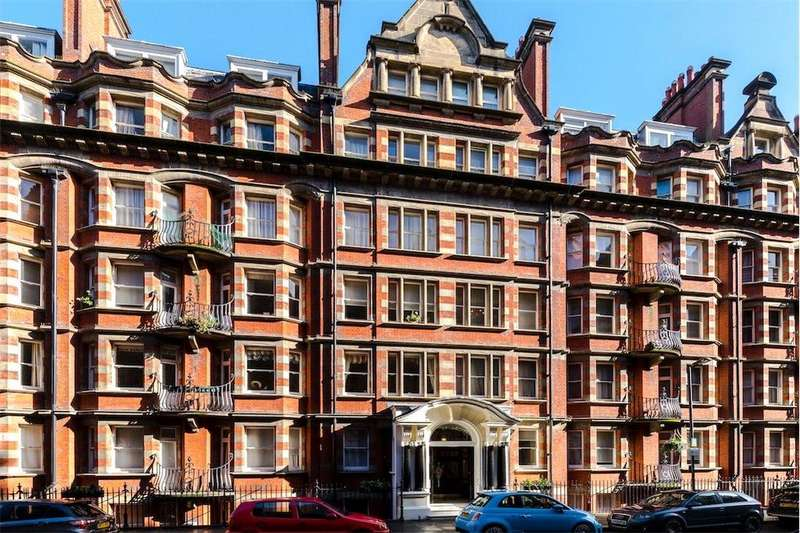 3 Bedrooms Apartment Flat for sale in Glentworth Street, London, NW1