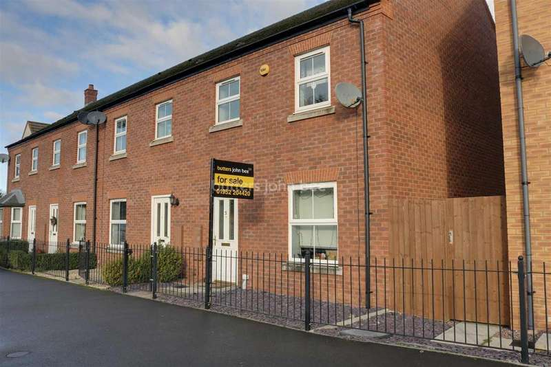 3 Bedrooms Terraced House for sale in Sankey Drive