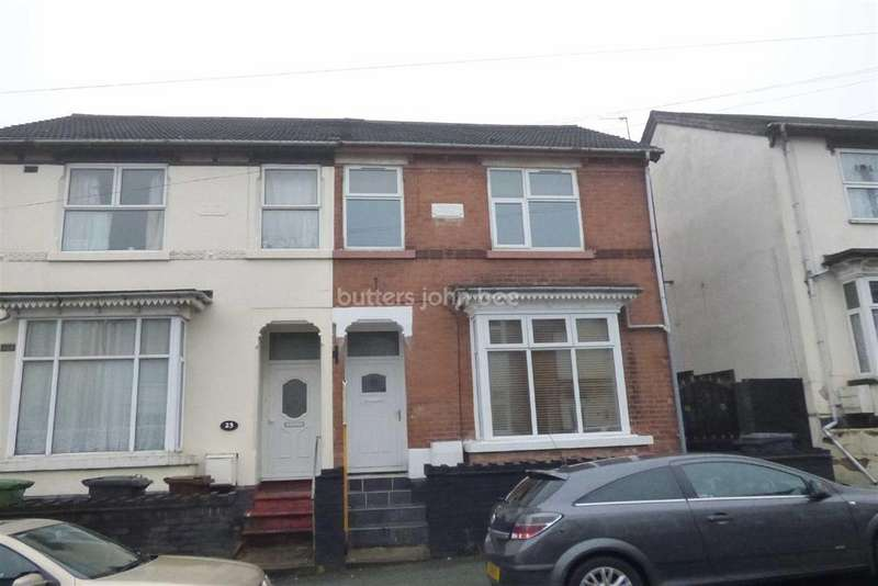 3 Bedrooms Semi Detached House for sale in Rayleigh Road, Pennfields, Wolverhampton