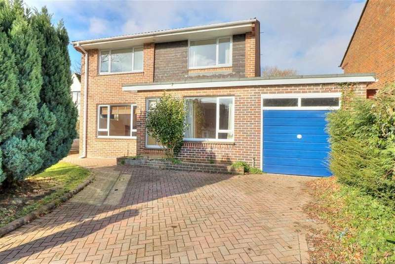 4 Bedrooms Detached House for rent in Parkway Gardens, Chandlers Ford, Hampshire