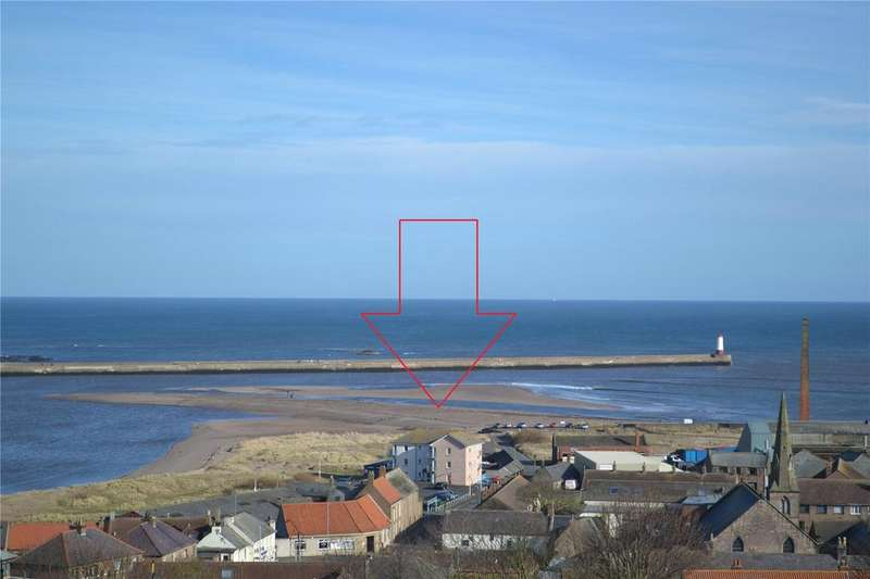 2 Bedrooms Apartment Flat for sale in The Waterfront, Sandstell Road, Spittal, Berwick-Upon-Tweed