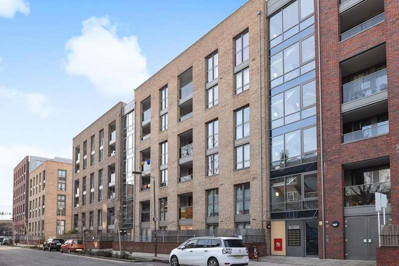 2 Bedrooms Flat for sale in Silwood Street, Bermondsey