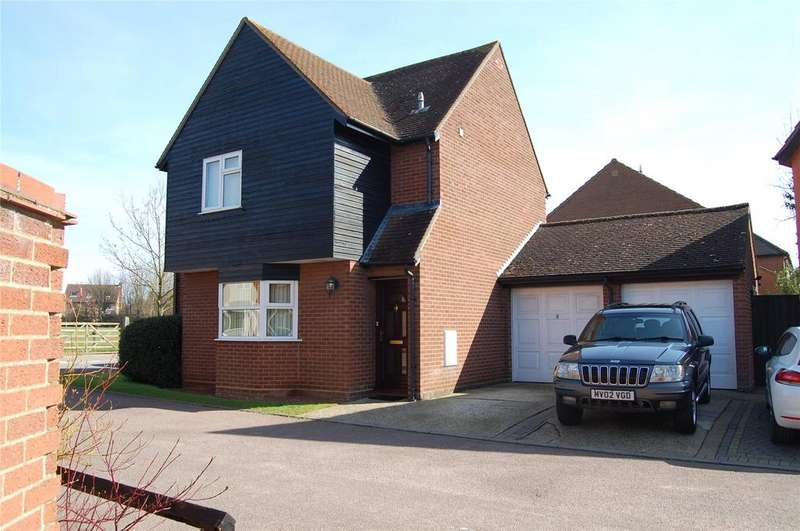 4 Bedrooms Detached House for rent in Raedwald Drive, Bury St Edmunds, Suffolk, IP32