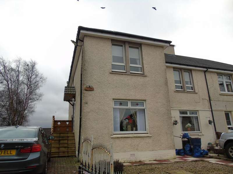 3 Bedrooms Apartment Flat for sale in Jarvie Avenue, Plains, Airdrie, ML6