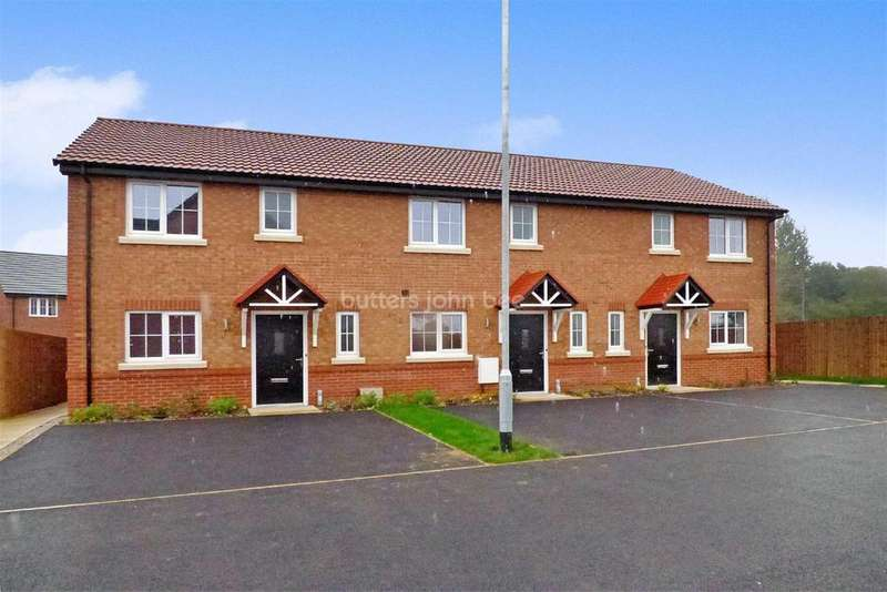 3 Bedrooms Terraced House for sale in Hall Drive Park, Alsager