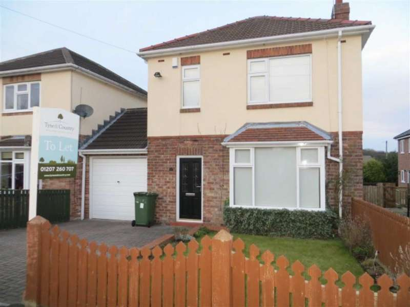 3 Bedrooms Detached House for rent in Stewartsfield, Rowlands Gill, Tyne Wear