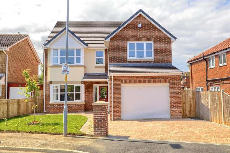 4 Bedrooms Detached House for sale in Southwood, Coulby Newham