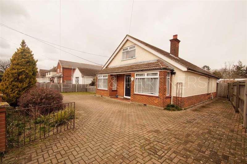 3 Bedrooms Bungalow for sale in Bramfield, Clacton Road, Elmstead Market, Colchester