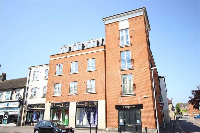 2 Bedrooms Apartment Flat for sale in Bradford Road, Old Town, Swindon