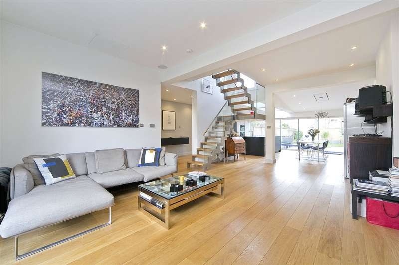 4 Bedrooms Semi Detached House for sale in Buckingham Road, De Beauvoir Town, N1