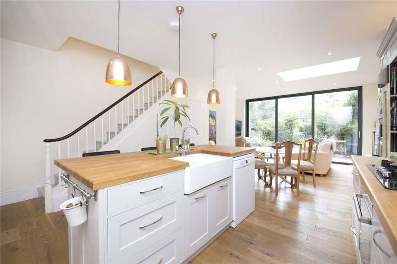 4 Bedrooms House for sale in Mildmay Road, Canonbury, N1