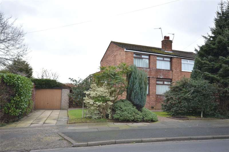 2 Bedrooms Semi Detached House for sale in Grangemeadow Road, Woolton, Liverpool, L25